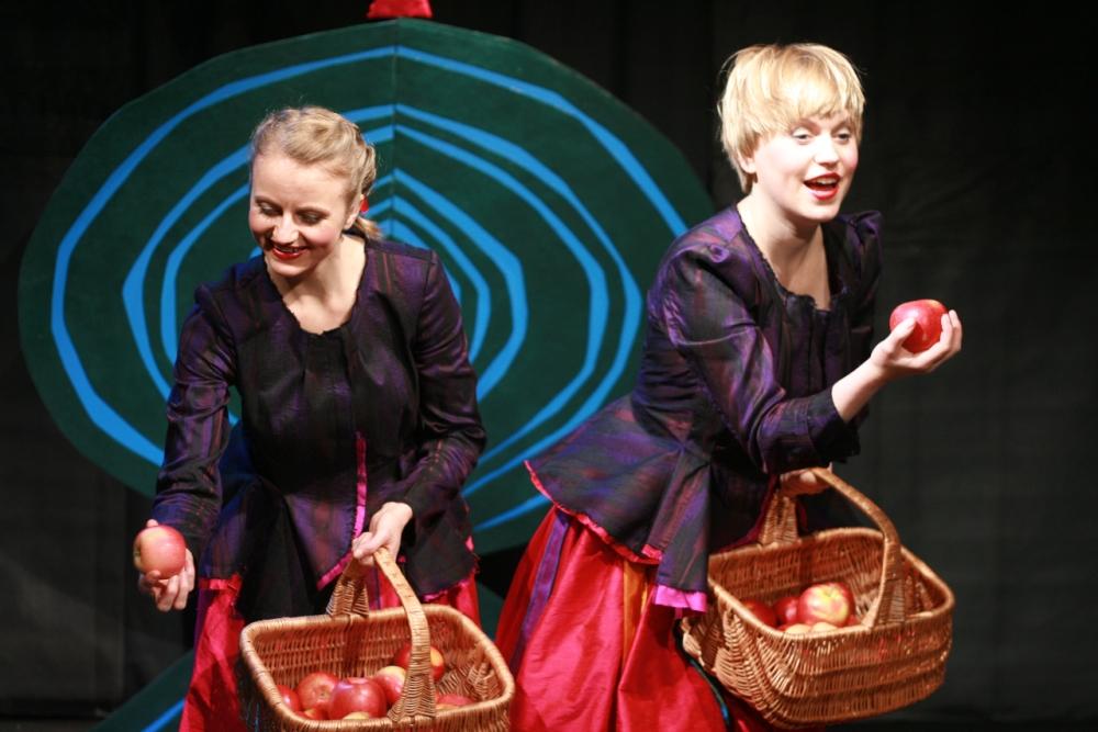 Jabłonka Teatr Atofri Poznań