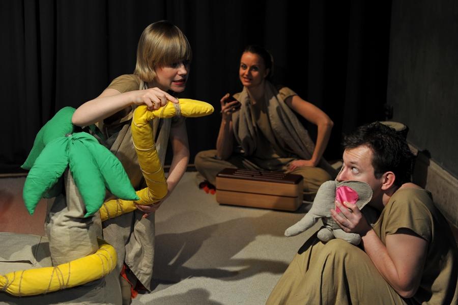 slon trabibombi przedstawienie dla dzieci