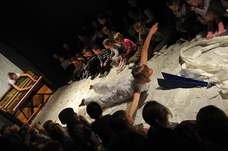Pan Satie Teatr Atofri