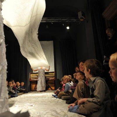 08 Pan Satie teatr inicjacyjny Teatr Atofri Poznań