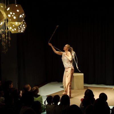 Lulajka Monika Kabacińska Teatr Atofri przedstawienie