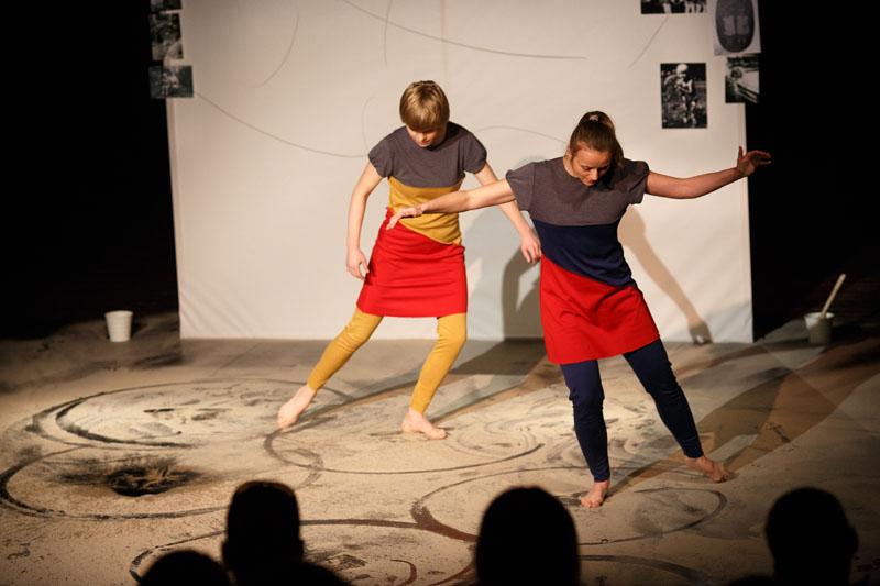 Ślady Spuren Teatr Atofri