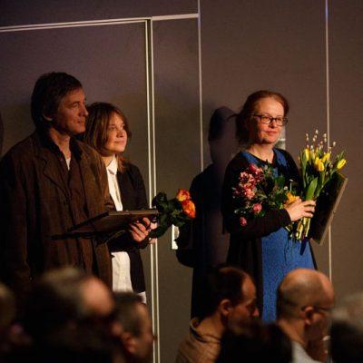 Ślady Spuren Teatr Atofri Barbara Kolling Scena Wspólna 2014