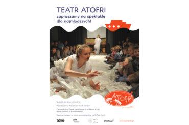 Teatr Atofri dla przedszkoli