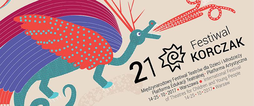 21 Festiwal Teatrów dla Dzieci Korczak 2017