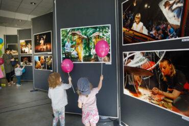 Fotorelacja zJubileuszu 10-lecia Teatru Atofri