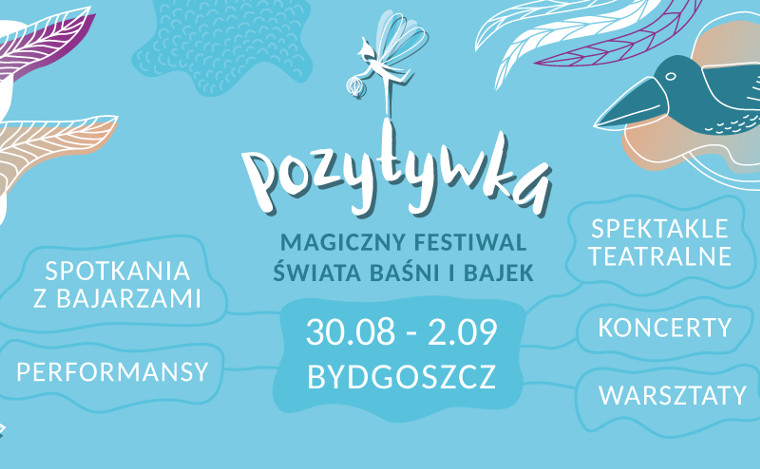 Festiwal Świata Baśni iBajek Bydgoszcz Teatr Atofri