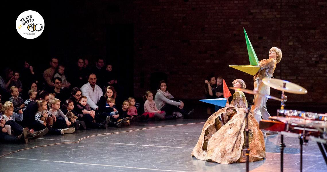 Teatr otWARTO – Ptasi baj – Scena Wspólna