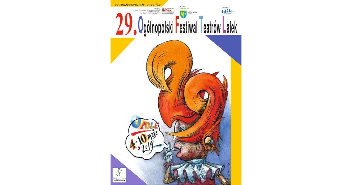 29. Ogólnopolski Festiwal Teatrów Lalek w Opolu