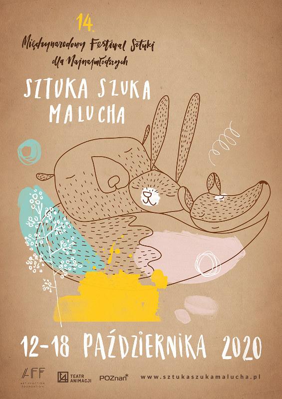 Sztuka szuka Malucha 2020 Teatr Atofri