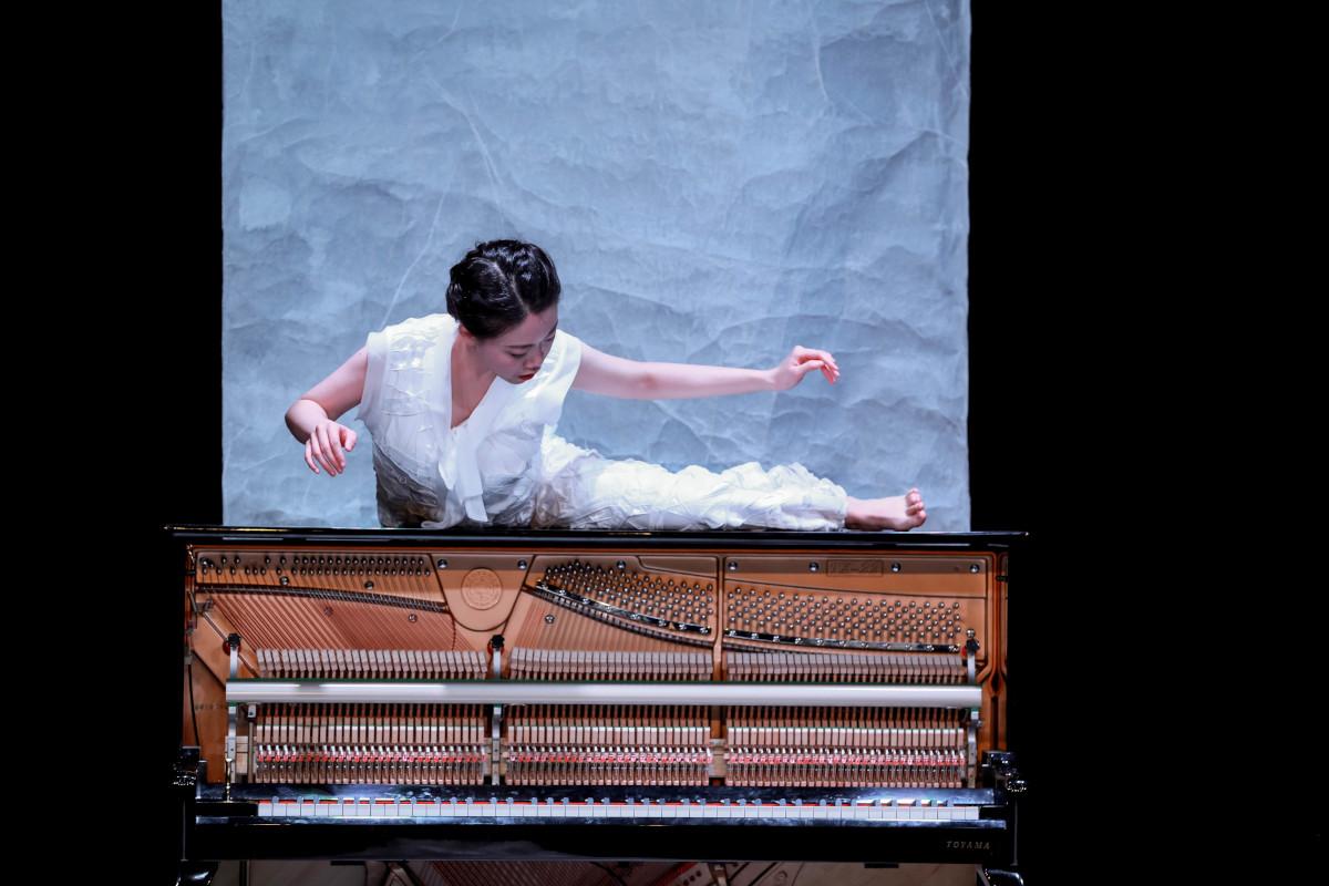Pan Satie Teatr Atofri Mr Satie Little Player Theater China